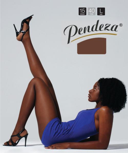 Pendeza Pantyhose sheer tights dark skin tone