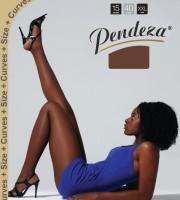 Pendeza Pantyhose sheer tights xxl tone 40