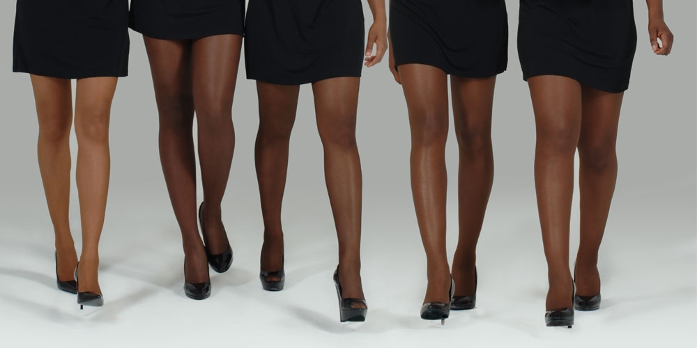 The Return of the Pantyhose Trend